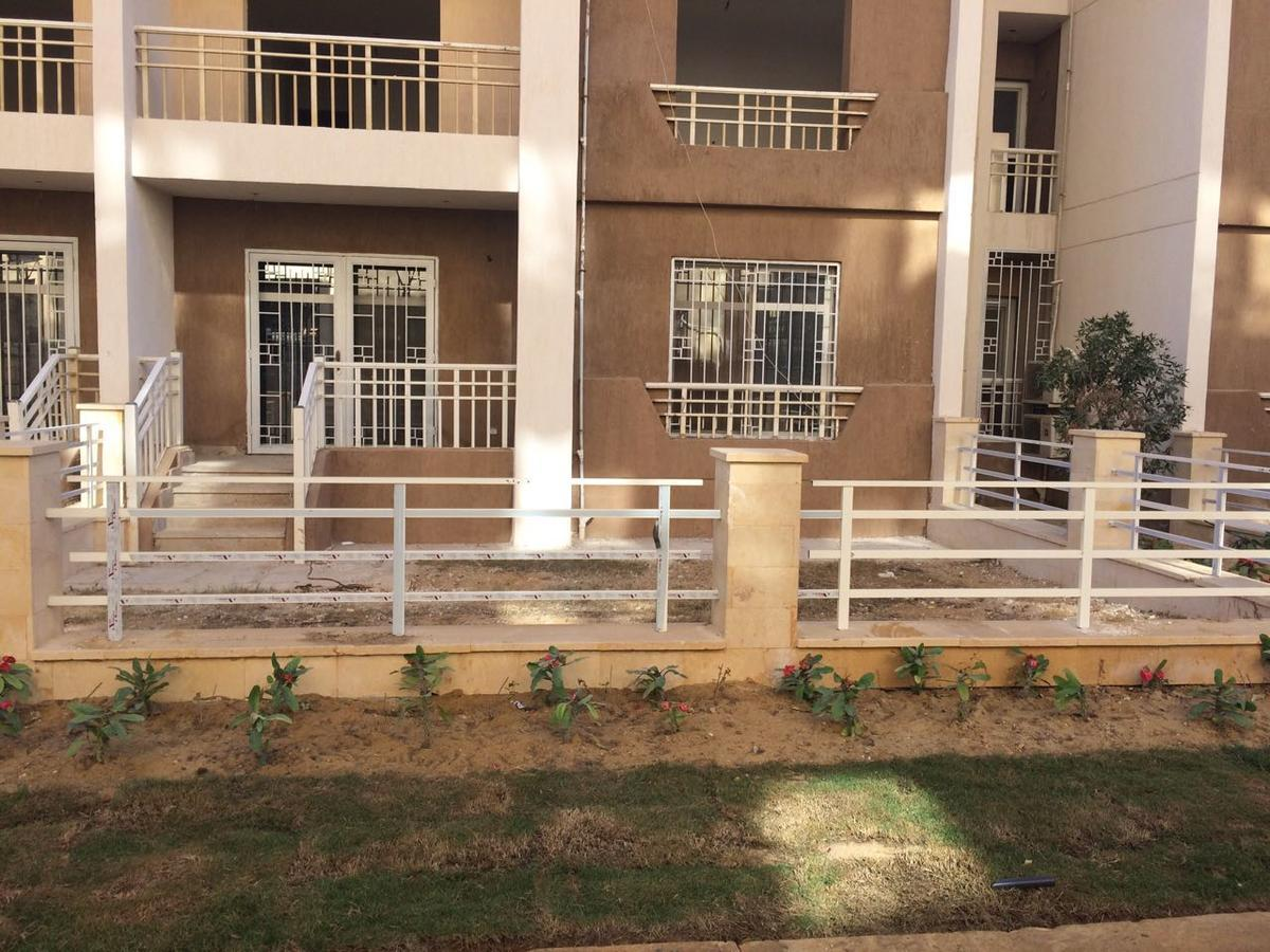 Ground Floor Apartment With Private Garden Cairo